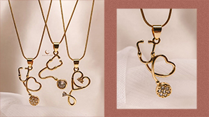 This Local Jewelry Brand Sells The Prettiest Necklaces Dedicated To Medical Frontliners