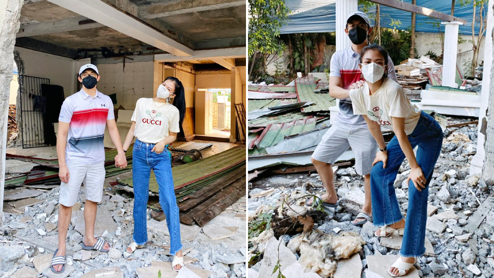 Alex Gonzaga And Fiance Mikee Morada Are Already Building Their Future Home