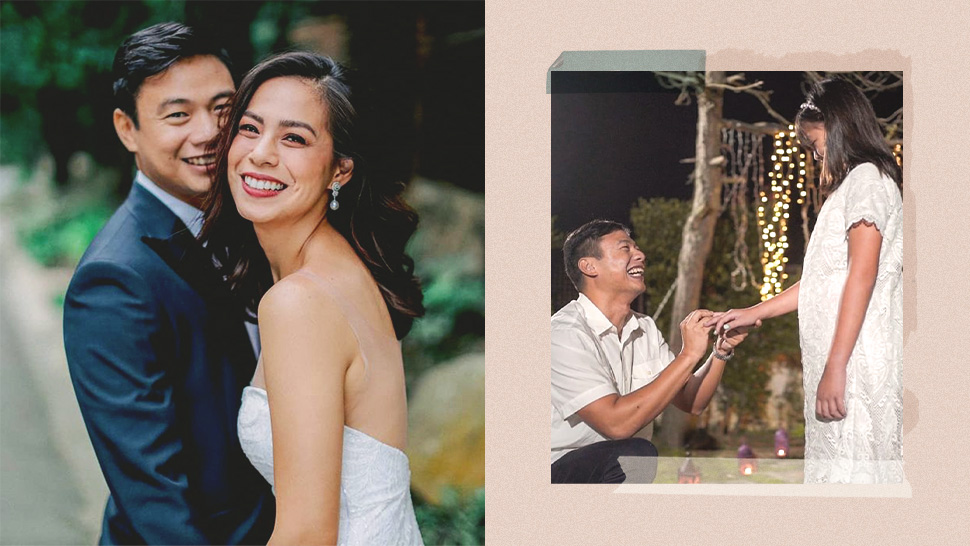 """Bettina Carlos Reveals How Her Husband Mikki Eduardo Also """"Proposed"""" to Her Daughter"""