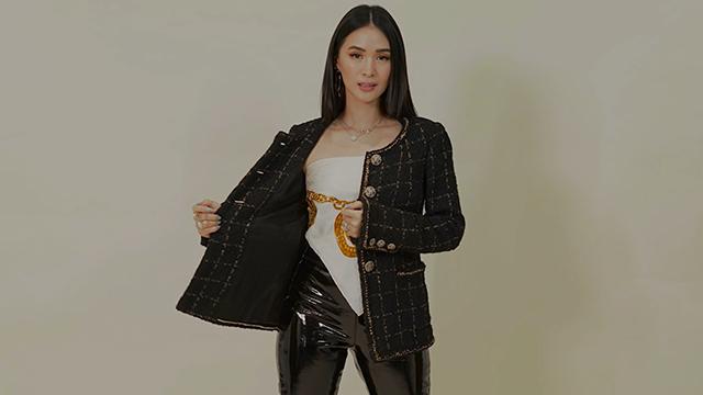heart evangelista jennie kim blackpink outfits