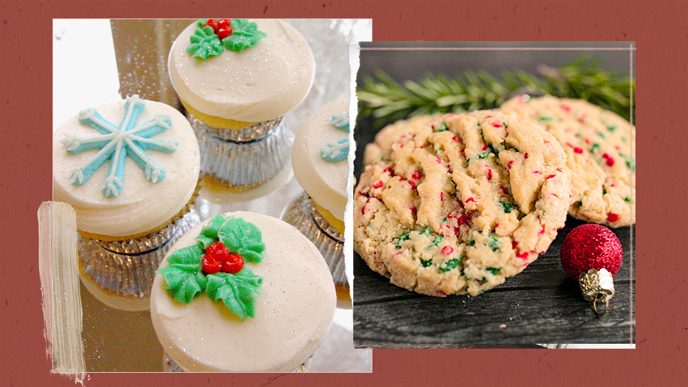 M Bakery Just Released Their Limited-edition Desserts For The Christmas Season