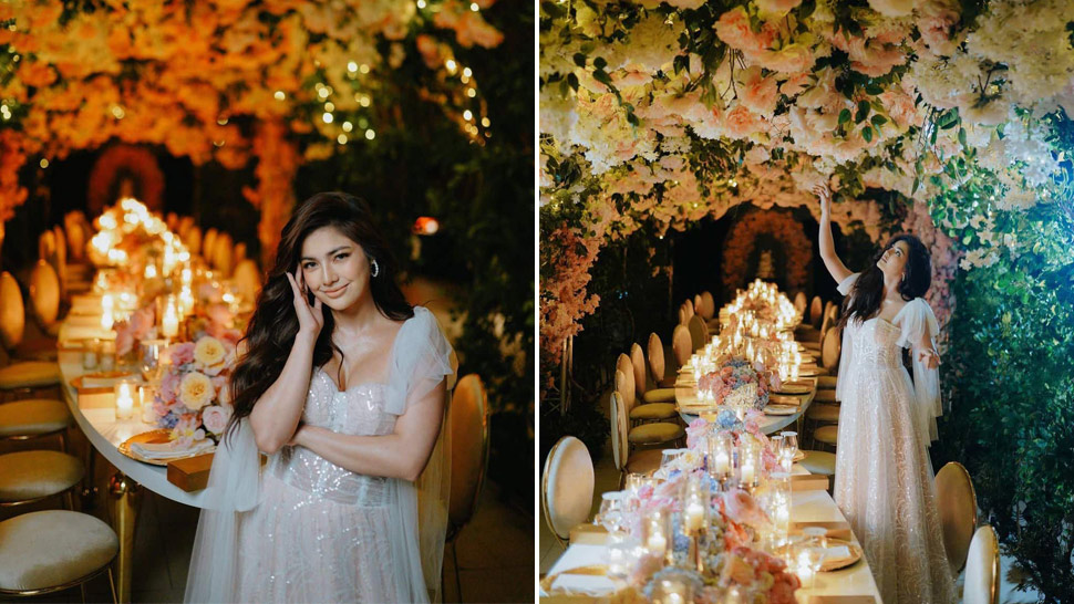 Jane De Leon's Intimate Birthday Celebration Is Straight Out of a Fairytale