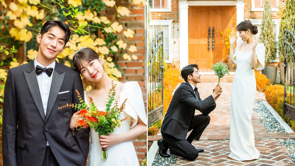 "This Is The Exact Wedding Gown Bae Suzy Wore In K-drama ""start-up"""