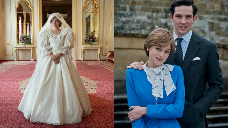 "Princess Diana's Top 10 Most Iconic Outfits As Seen In ""the Crown"""