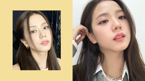 We're Obsessed With Jisoo's Chic And Minimalist Ear Piercings