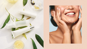 Here's How To Build A Minimalist Skincare Routine For Glowing Skin