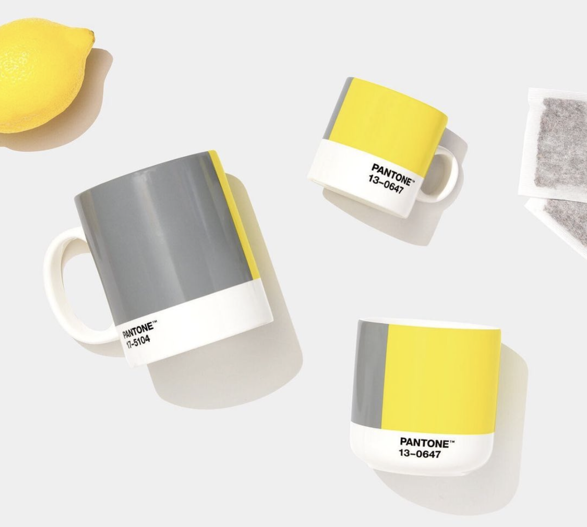 pantone colors of the year 2021 illuminating and ultimate gray