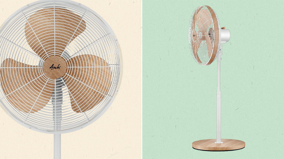 That Wooden Electric Fan That Recently Went Viral Just Got a More Aesthetic Upgrade