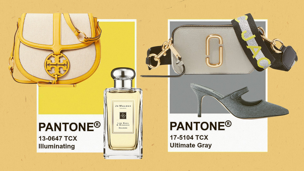 """12 """"Illuminating"""" and """"Ultimate Gray"""" Items to Shop Right Now for a Stylish 2021"""