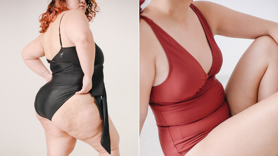 "We Love This Local Swimwear Brand's Empowering Campaign That Celebrates ""Real Girl"" Bodies"
