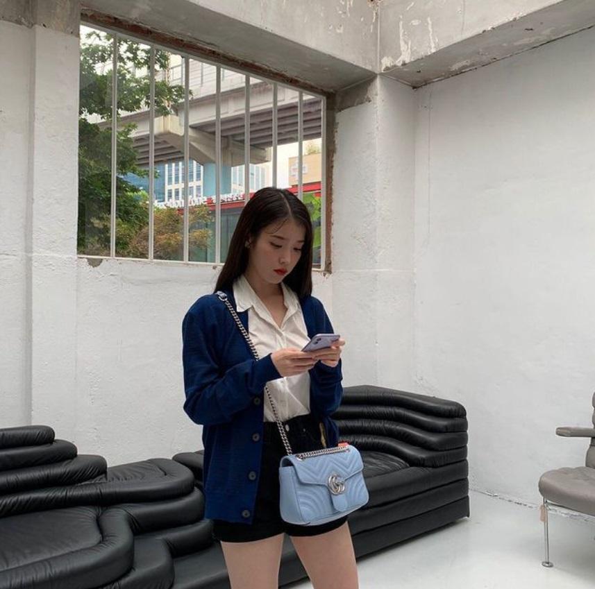 IU designer bags