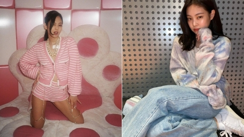 7 Times Jennie Kim Of Blackpink Proved A Cardigan Is A Closet Must-have
