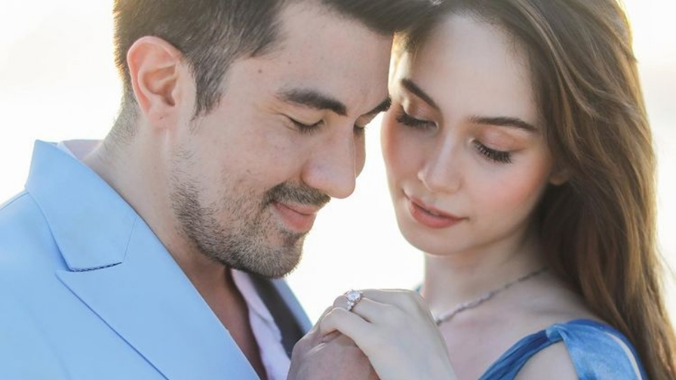 Omg, Jessy Mendiola And Luis Manzano Just Got Engaged!