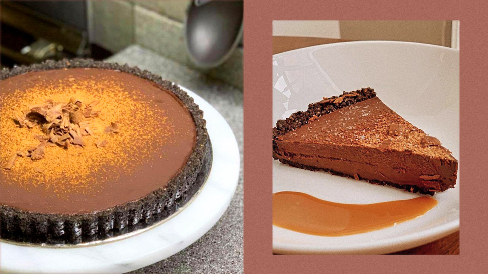 This Decadent Cake Is Made Special With Tablea and Belgian Chocolate