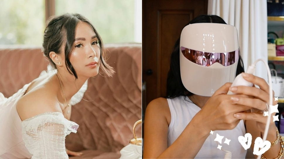 This Is The Exact Beauty Routine Heart Evangelista Does For Glowing Skin