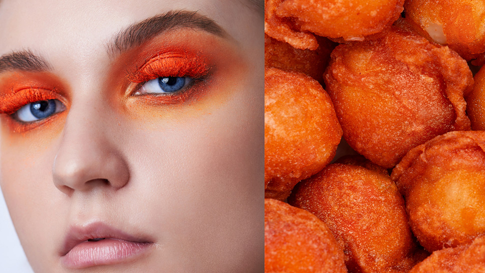 We Can't Get Over These Makeup Looks Inspired by Pinoy Street Food