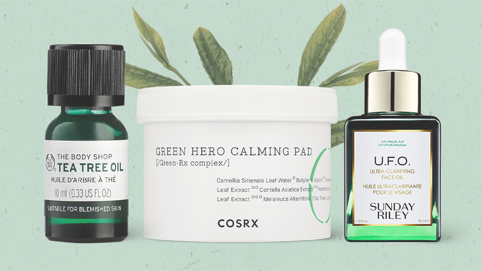 Here's How Tea Tree Oil Can Help You Treat Your Breakouts