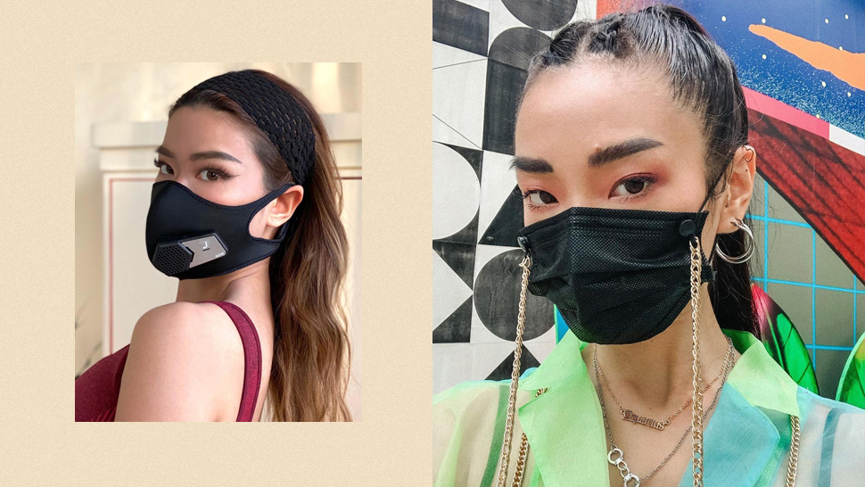 5 Chic And Comfy Hairstyles To Wear With Your Face Mask