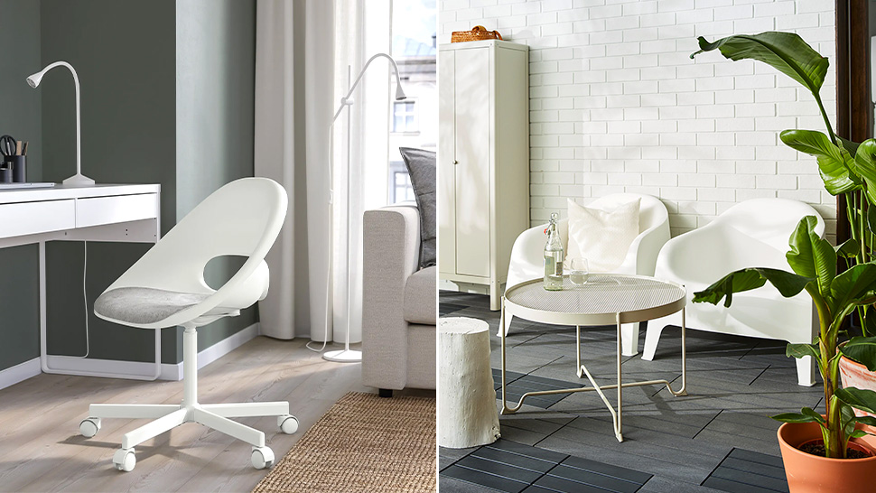 8 Simple, White Pieces We Love From The Ikea 2021 Catalogue