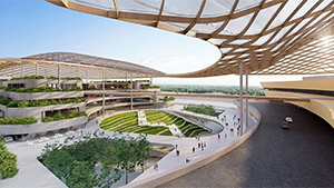Wow! The Proposed Redesign For Naia Terminal 1 Is Inspired By The Banaue Rice Terraces