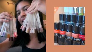 We're Totally Amazed By Maine Mendoza's Huge Nail Polish Collection