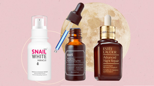 Night Serums That'll Give You Glowing Skin Even If You're Always Working Ot