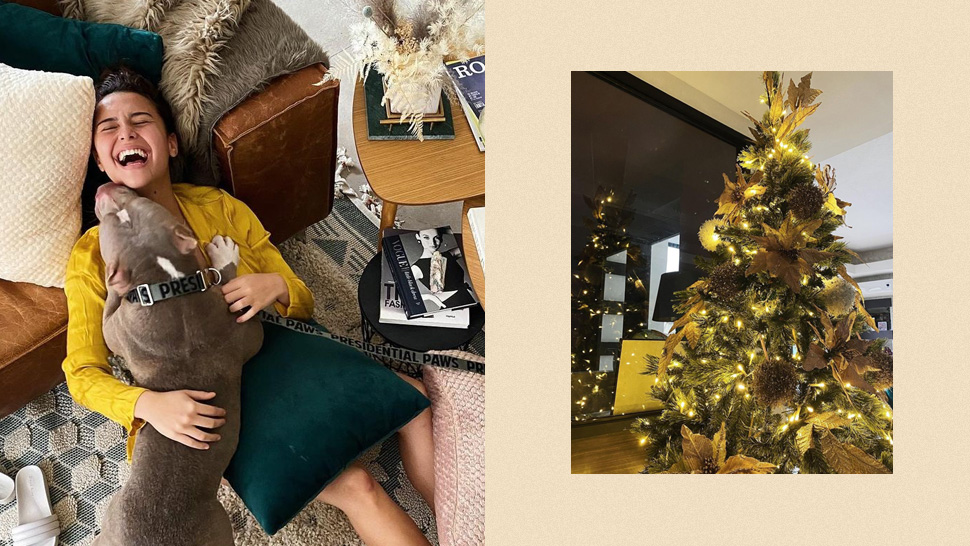 You Have To See Yassi Pressman's Cozy Holiday Home Makeover