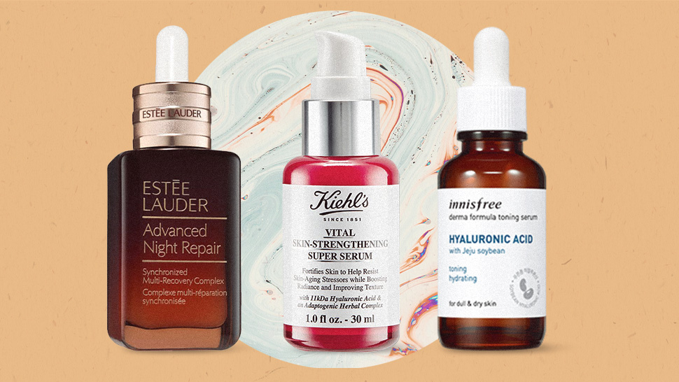 10 Best Face Serums We Tried In 2020