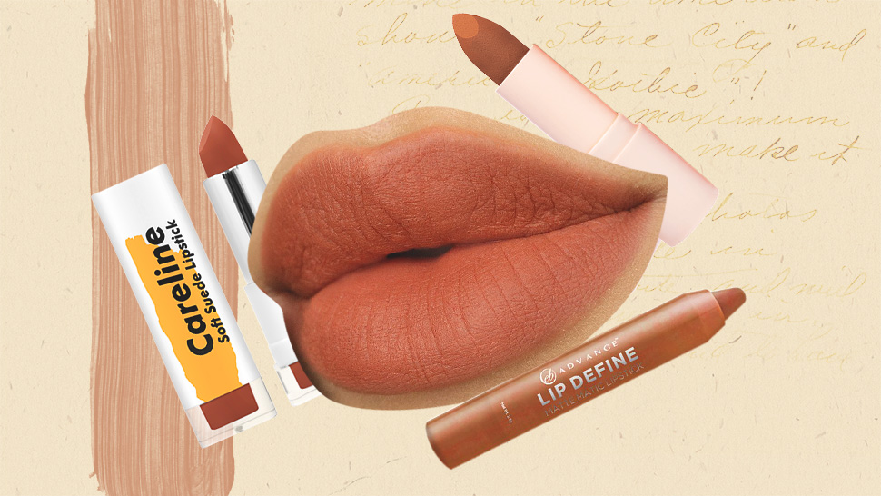 10 Local Brands To Shop If You Love Coffee-colored Matte Lipsticks