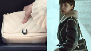 This Is The Bulgari Bag We've Been Seeing In Recent K-dramas