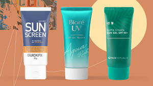 These Lightweight Sunscreens Are All Under P500