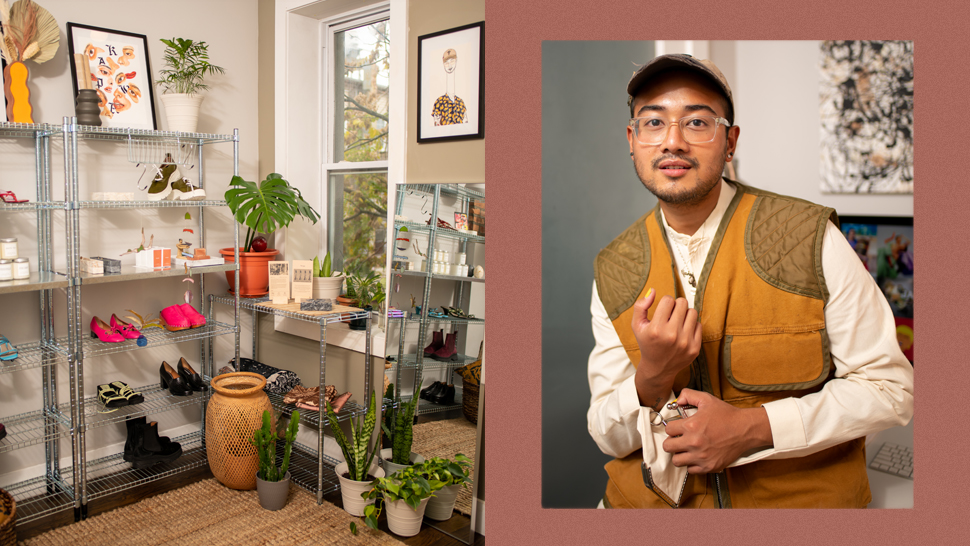How This Filipino Creative Is Promoting Pinoy Art, Fashion, And Lifestyle In The Us