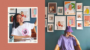 Laureen Uy's New Home Office Tour Is Making Us Want To Give Ours A Makeover