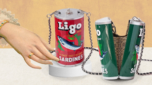 You Have To See This Cute Bag That Looks Like A Can Of Sardines!