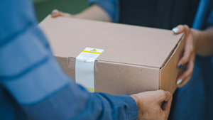 Fyi, You Shouldn't Just Throw Away The Shipping Labels On Your Packages