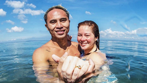 Andi Eigenmann And Philmar Alipayo Are Officially Engaged!