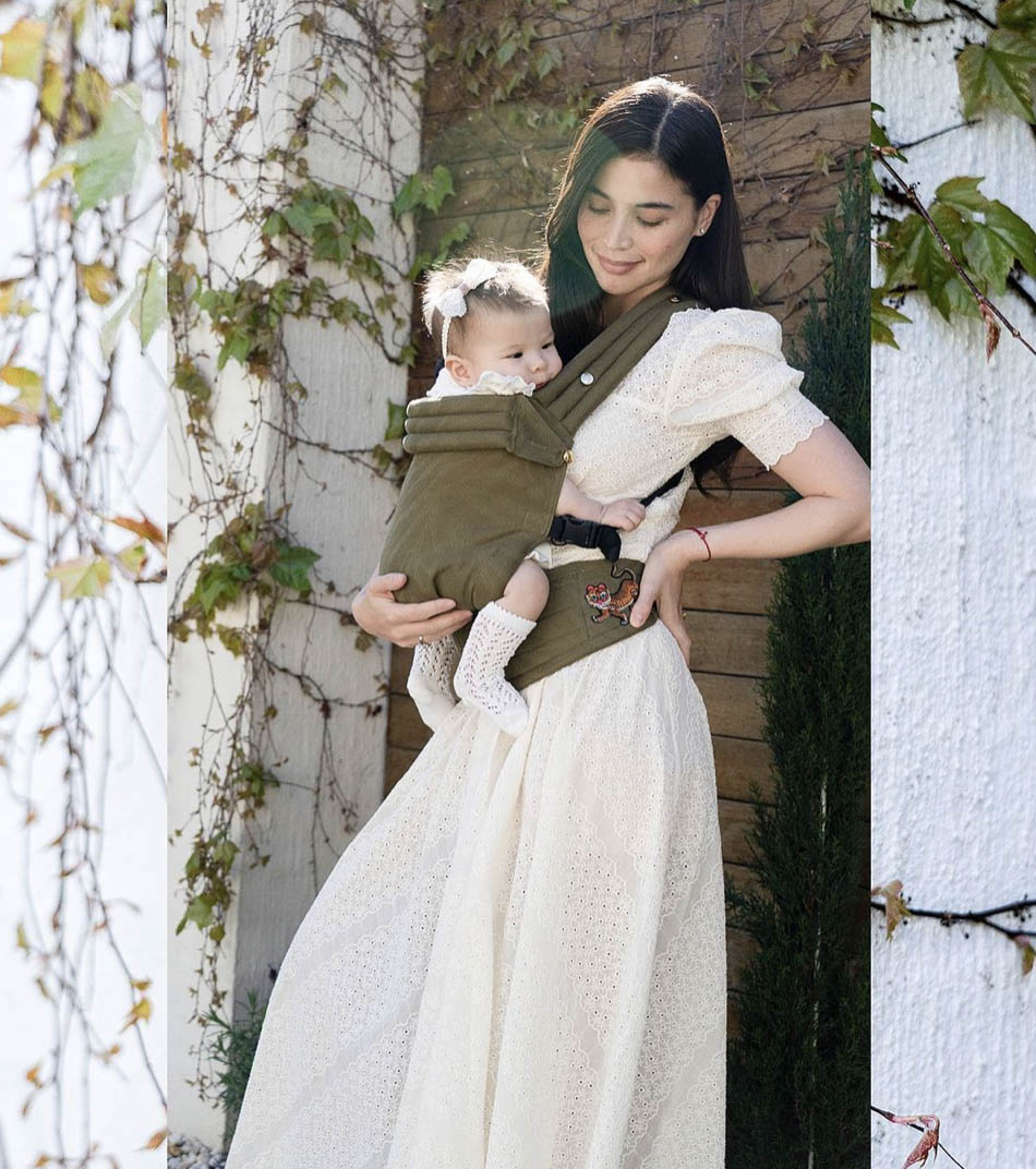 anne curtis daughter dahlia outfits