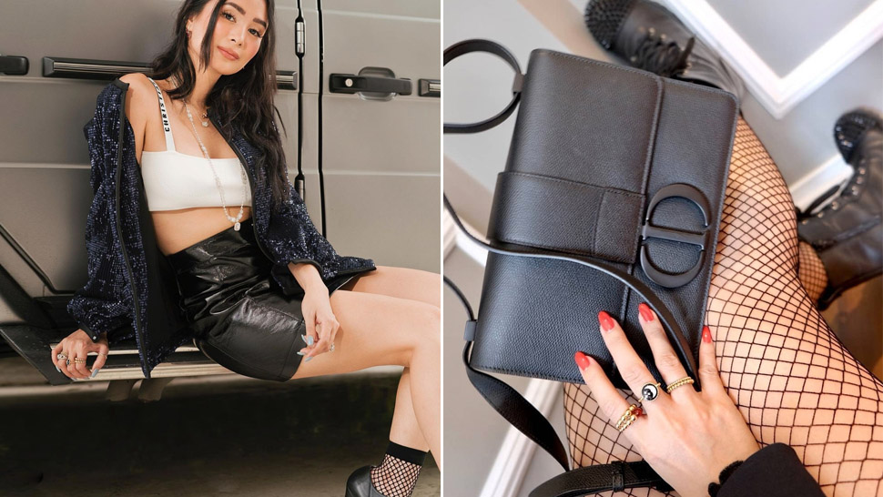 Heart Evangelista Is Trying to Make Fishnets Happen and We're Totally Convinced