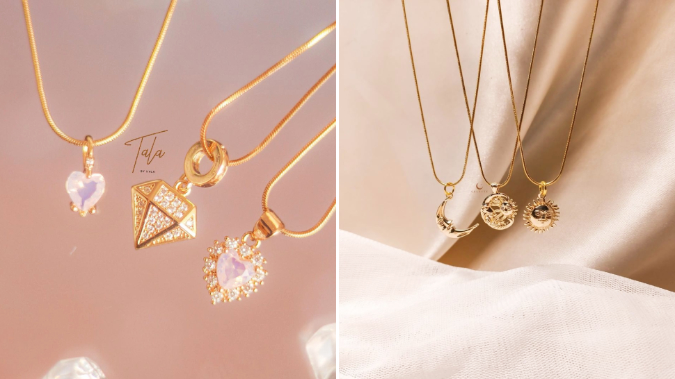 Where To Buy Cute Jewelry To Give As Gifts For P500 And Below