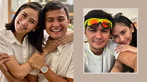 Sarah Geronimo Actually Received Two Engagement Rings From Matteo Guidicelli