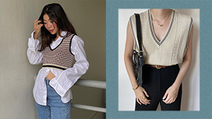 5 Online Ukay-ukays To Shop For Those Trendy Sweater Vests You See All Over Instagram