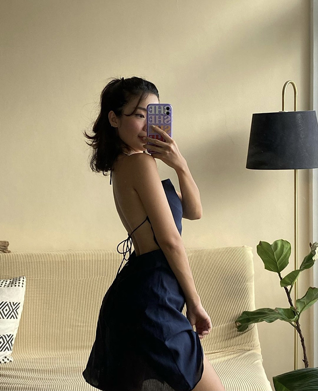 popular backless tops to shop on instagram by influencers