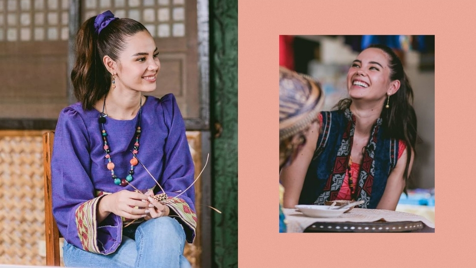5 Catriona Gray Outfits Featuring Indigenous Pieces To Try