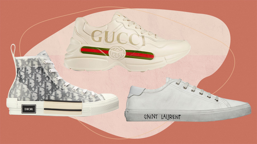 5 Must-have Designer Sneakers That You Won't Regret Buying