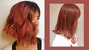 10 Flattering Red Hair Color Ideas That Look Great On Filipinas
