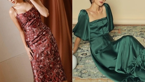 10 Dainty Dresses From Local Brands For Your Holiday Ootds