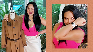 Kc Concepcion's Favorite Designer Items Include A P600,000 Watch From Sharon Cuneta