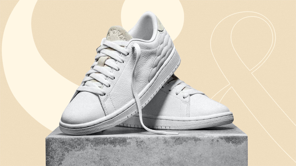 These Dreamy Minimalist Jordans Are A Perfect Addition To Your White Sneaker Collection