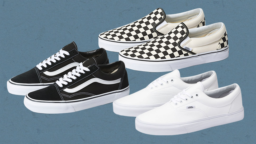 5 Vans Sneakers You Need to Add to Your Collection