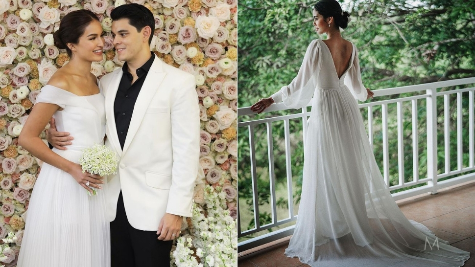 The Most Beautiful Celebrity Wedding Dresses of 2020